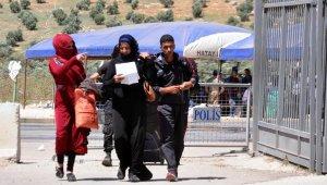Suriye'ye bir haftada 16 bin kişi gitti