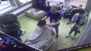 Taksim'de İranlı hırsız, tıraş olduğu İranlı kuaförün soydu