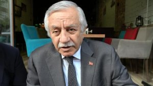 """TBMM Başkanvekili Celal Adan: """"31 Mart'ta şaibenin yapıldığı belli"""""""