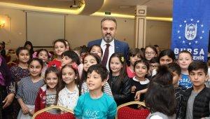 'Tekne orucu' tutan çocuklara erken iftar - Bursa Haberleri
