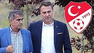 TFF'den Beşiktaş'a tazminat şoku