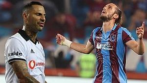 Trabzon kazandı, Beşiktaş'ın şansı kalmadı