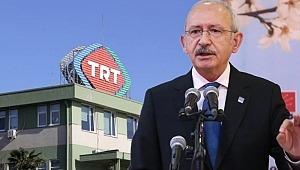 TRT, Kılıçdaroğlu'nun