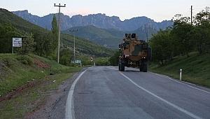Tunceli'de çatışma... 3 asker yaralı, 6 terörist öldürüldü