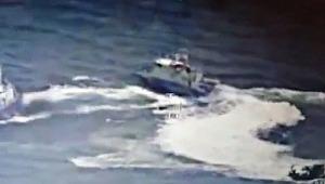 Türk balıkçı teknesine ateş açıldı... Yaralılar var
