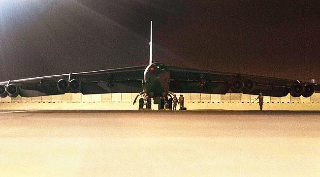 Uçan kaleler Katar'a vardı, İran tehdit etti