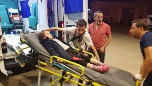 Yangından dumandan etkilenen 14 kişi, taburcu edildi - Bursa Haberleri