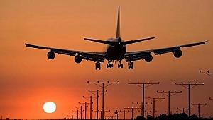 Yolcu uçağına kuş çarptı - Bursa Haberleri