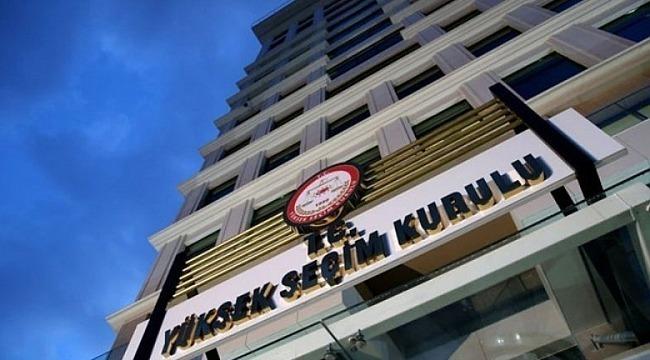 YSK, 31 Mart Seçimlerinin Kesin Sonuçlarını Açıkladı