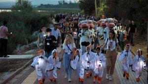 15'inci 'Uluslararası Eskikarağaç Leylek Festivali' başladı - Bursa Haberleri