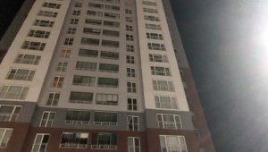 28. kattan düşen üniversite öğrencisi hayatını kaybetti