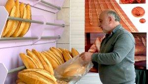 40 yıllık fırıncı ekmek fiyatını 75 kuruşa çekti