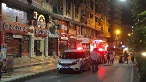 4'üncü kattan düşen çocuk öldü