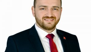 Ak Parti Gemlik İlçe Başkanı Şamil Yiğit oldu - Bursa Haberleri