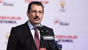 AK Parti'li Ali İhsan Yavuz'dan 23 Haziran İstanbul seçimi açıklaması