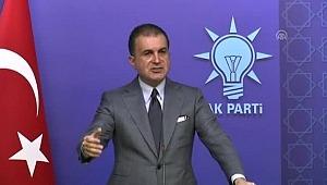 AK Parti'li Çelik'ten Rum Kesimi'ne tepki