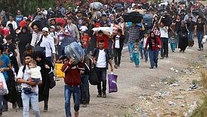 AK Parti Milletvekili, Türkiye'de yaşayan Suriyeli sayısını açıkladı