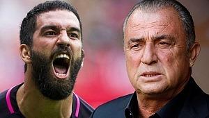 Arda Turan'ın Galatasaray'a transferini duyurdular