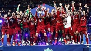 Avrupa'nın en büyüğü Liverpool, Şampiyonlar Ligi şampiyonu oldu