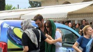 Başak Dizer'in babası, Bursa'da toprağa verildi - Bursa Haberleri