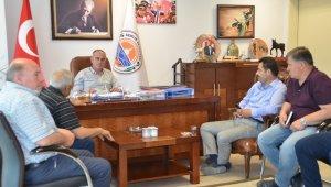 """Başkan Sertaslan: """"Sosyal Yaşam Merkezi dernekler için ortak alan olacak"""" - Bursa Haberleri"""