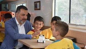 'Bilim Karavanı' Bursa'da - Bursa Haberleri