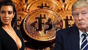 Bitcoin, Trump ve Kardashian'ı geçti