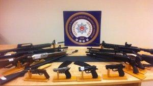 Bursa merkezli 5 ilde silah operasyonu: 28 gözaltı - Bursa Haberleri