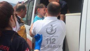 Bursa'da ağlatan yangın... 2'si çocuk 3 kişi son anda kurtarıldı - Bursa Haberleri