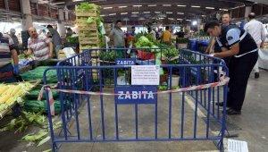 Bursa'da huzur bozan pazar esnafına örnek ceza - Bursa Haberleri