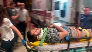 Bursa'da motosikletli genç ölümden döndü - Bursa Haberleri