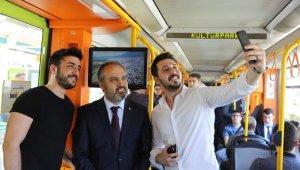 Bursaray'da yolcu rekoru - Bursa Haberleri