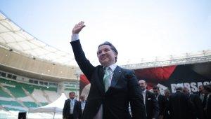 Bursaspor'da Mesut Mestan dönemi - Bursa Haberleri