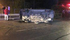 Can alan kaza... 1 ölü 5 yaralı