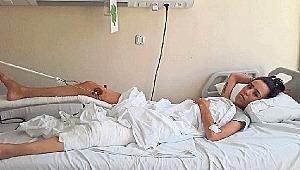 Cani kocanın silahı tutukluk yapınca ölümden döndü