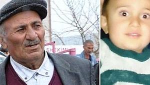 Cansız bedeni bulunan küçük Furkan'ın dedesi, kalp krizinden öldü