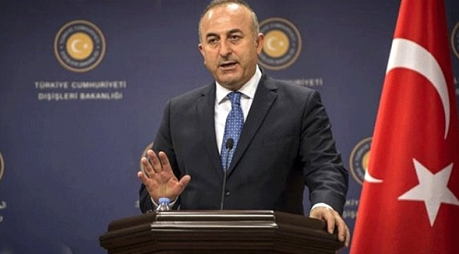 Çavuşoğlu'ndan ABD'nin S-400 mektubuna tepki: