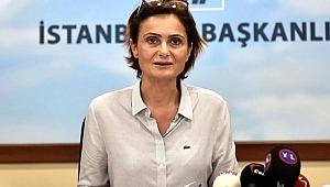 CHP İstanbul İl Başkanı Canan Kaftancıoğlu'ndan İYİ Parti Lideri Akşener'e destek