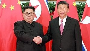 Çin Devlet Başkanı, Kuzey Kore'de... 14 yıl sonra bir ilk gerçekleşti