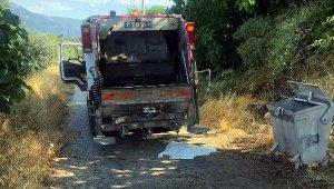 Çöp konteynerinde dehşet... Bebek cesedi bulundu