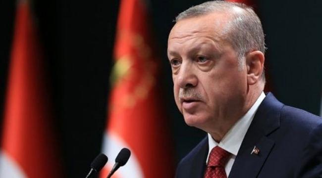 Cumhurbaşkanı Erdoğan'dan İmamoğlu açıklaması,