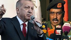 Cumhurbaşkanı Erdoğan'dan Türkiye'yi tehdit eden Generale Çok Sert Tepki
