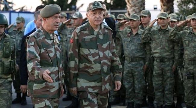Cumhurbaşkanı Erdoğan, 'yeni askerlik sistemi' detaylarını açıkladı!