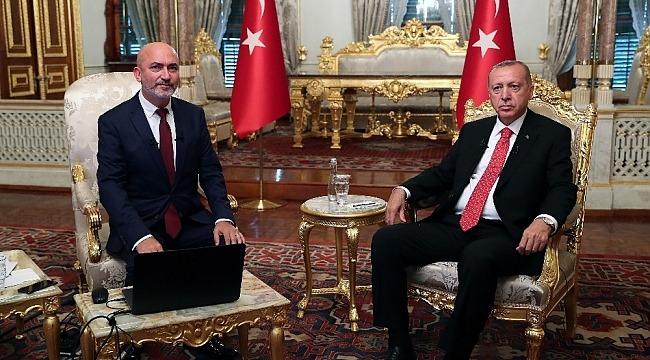 Cumhurbaşkanı Erdoğan'dan Ahmet Kaya'nın kabri ile ilgili açıklama