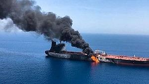 Dışişleri Bakanlığı'ndan tankerlere yapılan saldırılara kınama