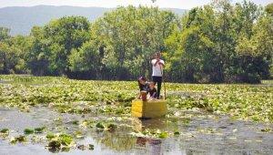 Doğa harikası Karacabey Longozu'na ziyaretçi akını - Bursa Haberleri