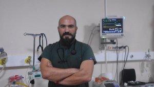 Doktoru tehdit eden hasta yakını, bir ay aynı hastanede çalışacak