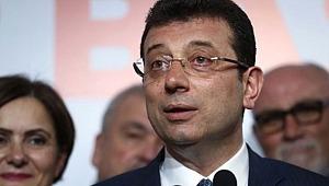 Ekrem İmamoğlu'dan İstanbul Seçim Sonuçlarına İlişkin İlk Açıklama!