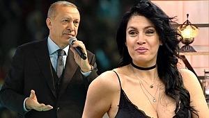 Erdoğan'a övgüler yağdıran Tuğba'dan şaşırtan AK Parti yorumu