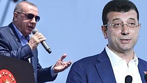 Erdoğan'dan İmamoğlu'na,
